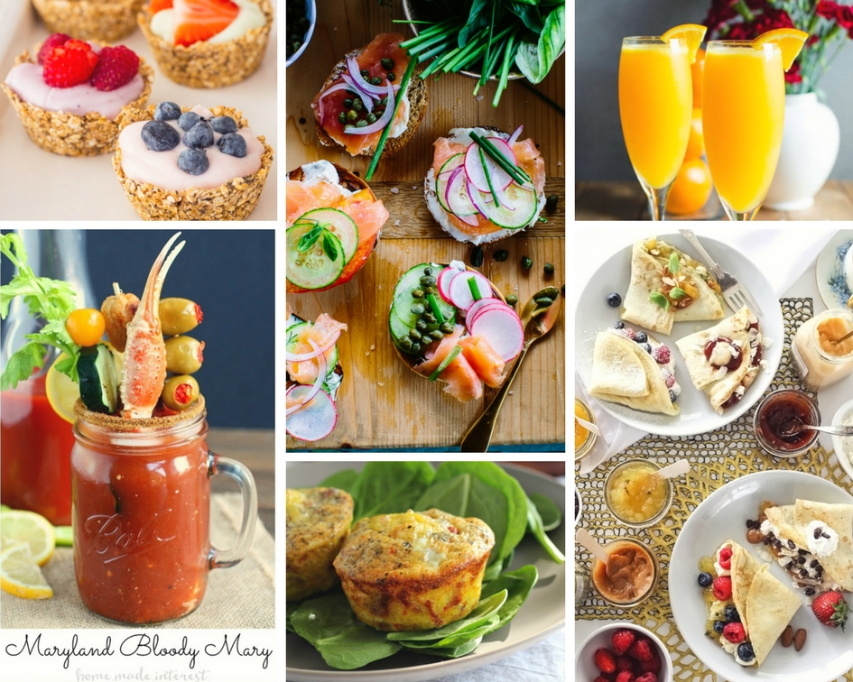 New Years Day Brunch Ideas Mohawk Home