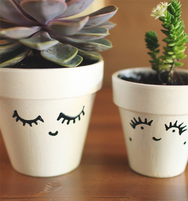 3 Easy And Fun Diy Painted Flower Pot Projects Mohawk Home,Flower Easy Ganesh Rangoli Designs For Diwali