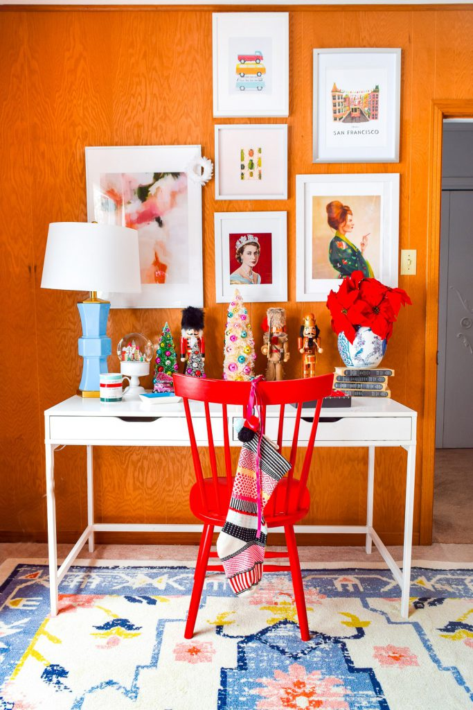 Mohawk Home Holiday Home Tour with guest blogger PMQ for Two