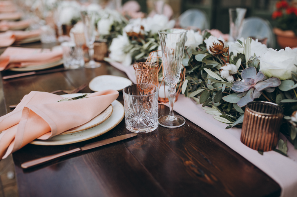 Backyard Wedding Ideas on Mohawk Home
