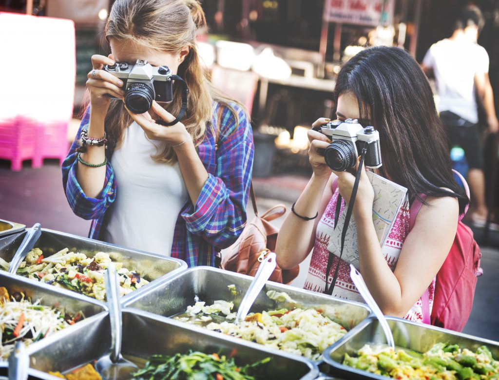 food crawl and other Staycation ideas on Homescapes