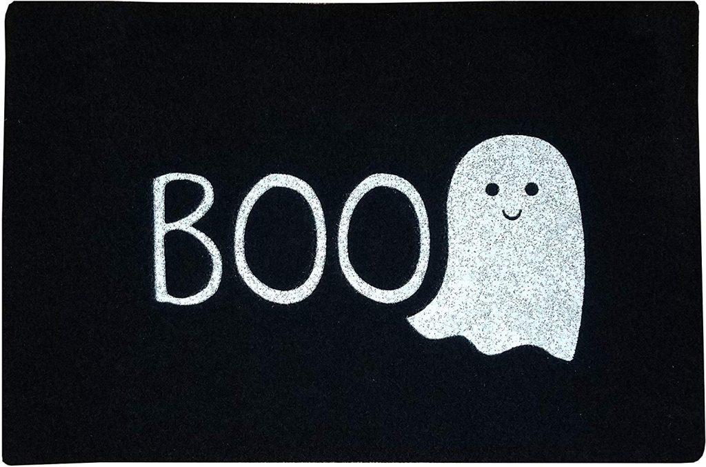 Halloween themed doormat from Mohawk Home