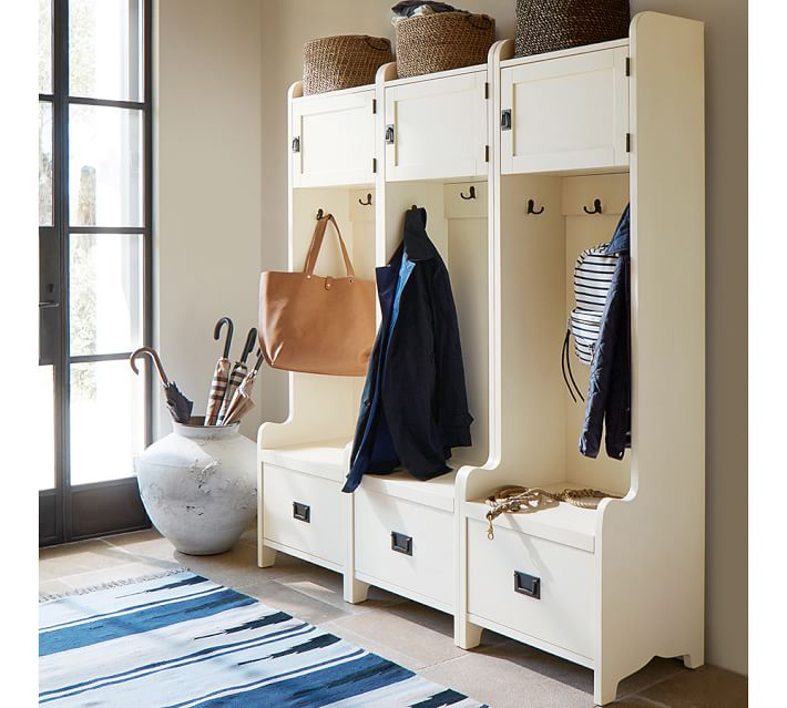 Wade 3-piece tower entryway set from Pottery Barn