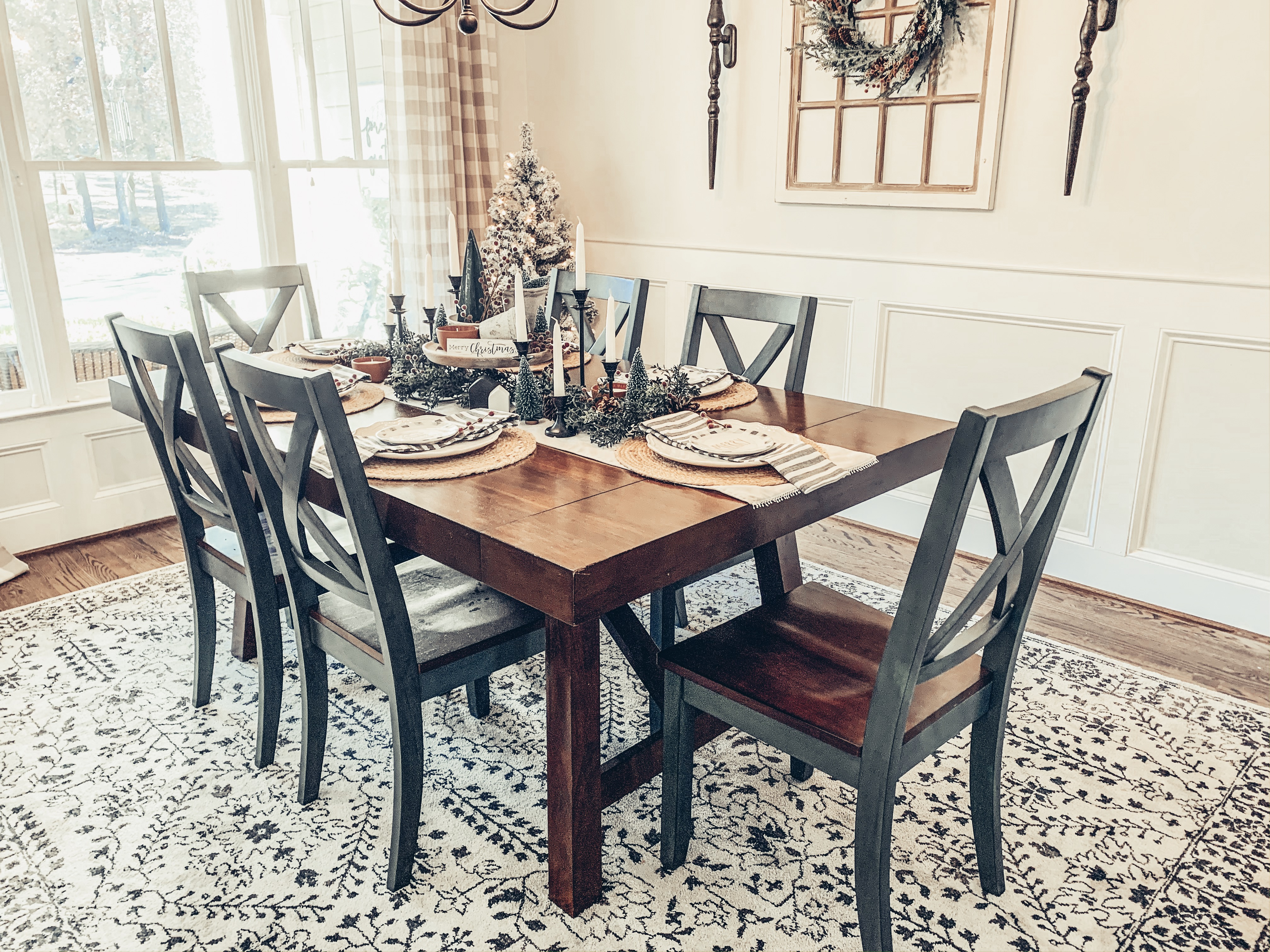 Creating A Festive Holiday Tablescape
