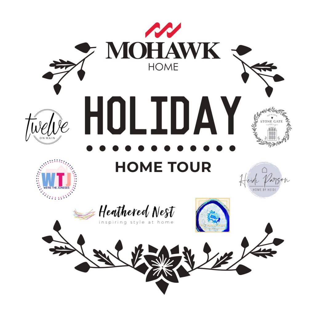 Mohawk Home third annual holiday home blog tour